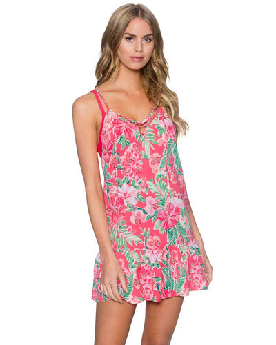HONOLULU RIVIERA DRESS SUNSETS 952HNLU