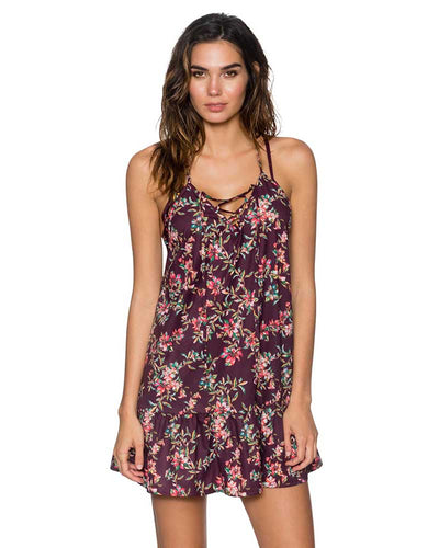 ROSEWOOD VINES RIVIERA DRESS SUNSETS 952ROVI