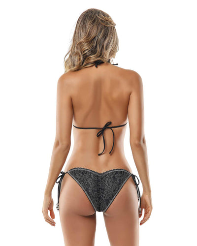 NIGHT TRIANGLE BIKINI PARADIZIA AMA10B