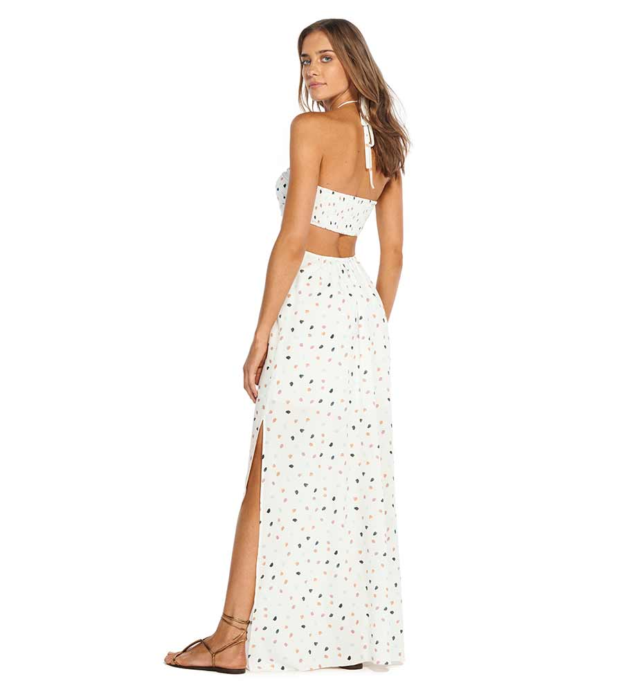 ARENA CUT OUT LONG DRESS VIX 344-595-002