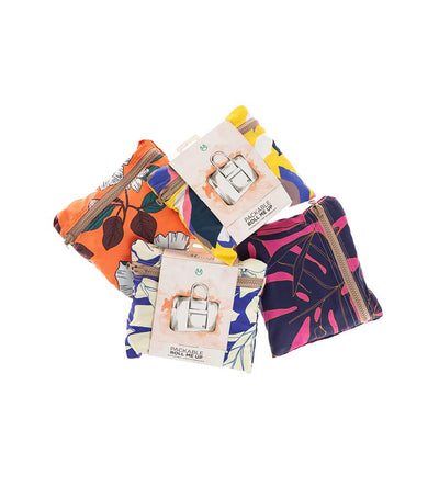 ASSORTED PACKABLE ROLL ME UP BAG MAAJI 1245XVR05