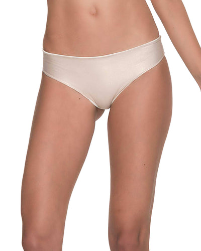 WET SOUL GILT RUCHED BOTTOM MALAI B00329