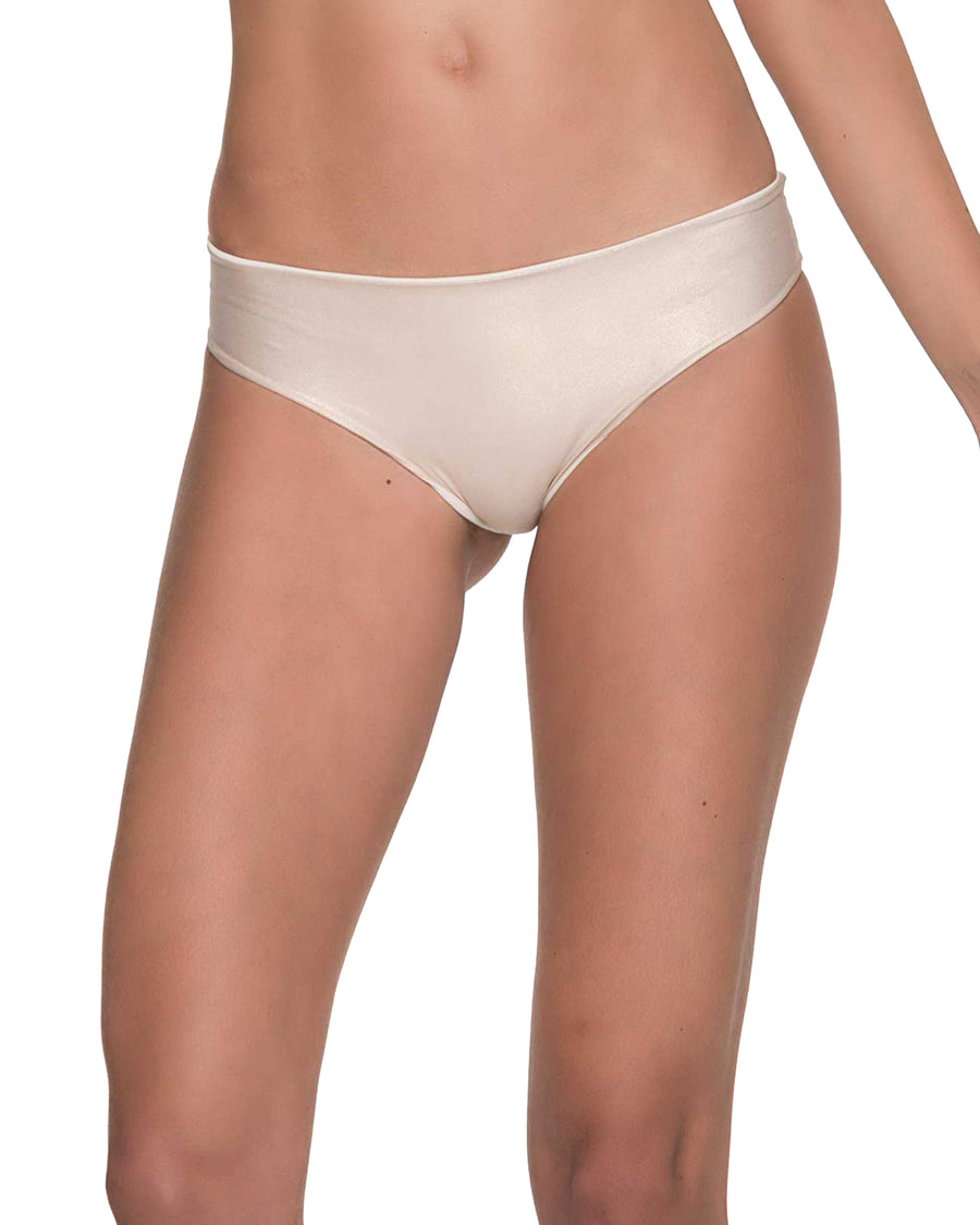 WET SOUL GILT RUCHED BOTTOM BY MALAI