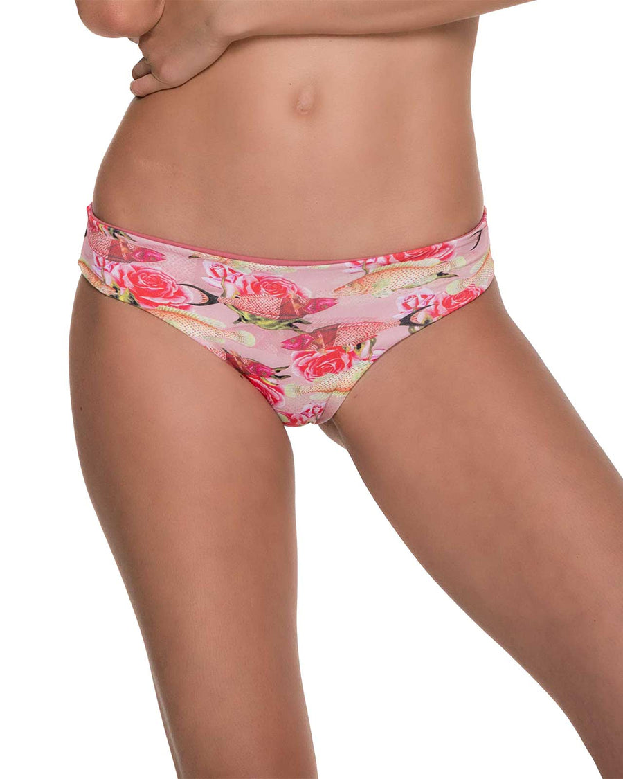 PEPPY PEZ RUCHED BOTTOM BY MALAI