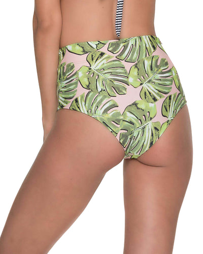 MONSTERA DELIGHT HIGH WAIST BOTTOM MALAI B00353