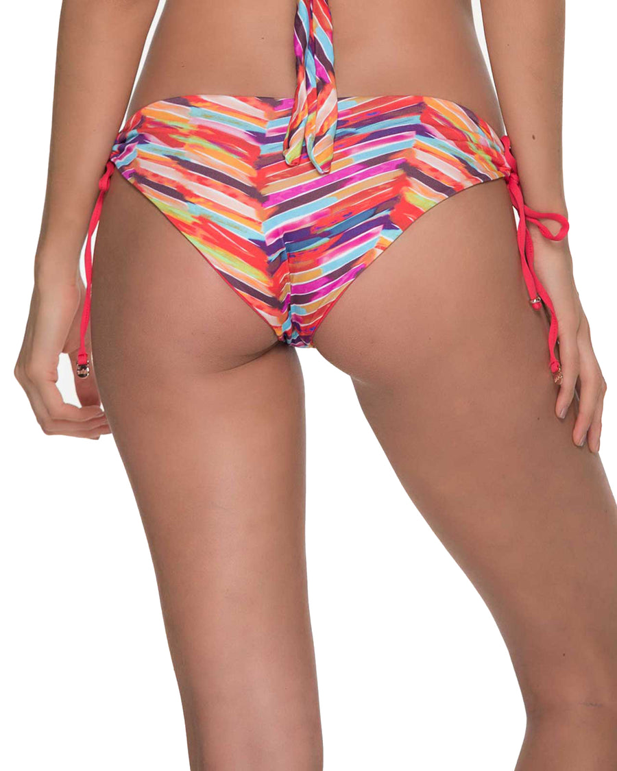 SEASIDE CHEVRON TIE SIDE BOTTOM MALAI B00361