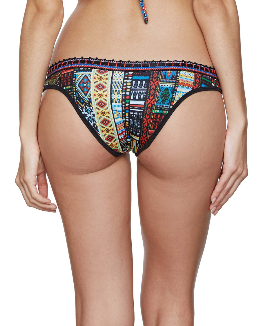 ETHNIC BIKINI BOTTOM BY SABZ