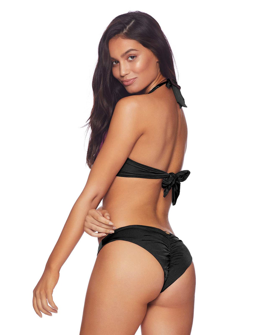 BLACK BUNNY BASICS KENNEDY PUSH UP BY BEACH BUNNY