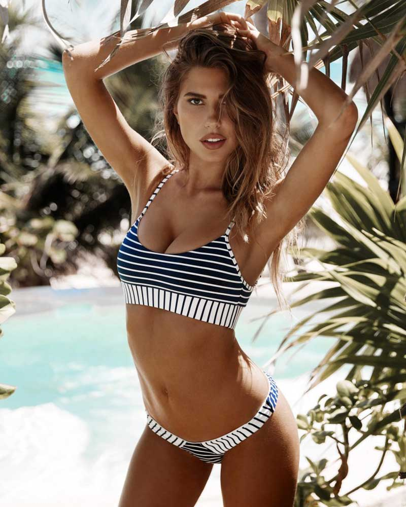 EMERSON CHRISSY TANGO BIKINI BOTTOM BY BEACH BUNNY