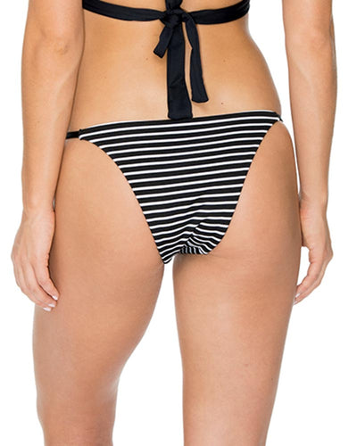 ANZA STRIPE OBSIDIAN MERCURY BOTTOM AERIN ROSE B490ASOB