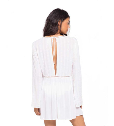 WHITE BAILEY TUNIC LSPACE BAITU19-WHT