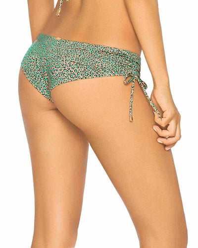 ANIMAL PRINT CHEEKY BOTTOM PHAX BF11330125-316