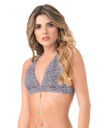ESSENTIAL ANIMAL BEAT HALTER TOP PHAX BF11530131-448