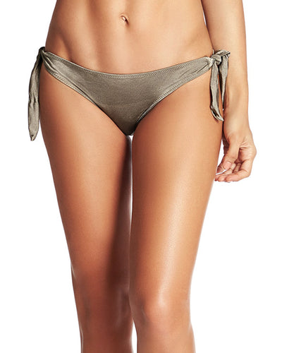 BRIGHT TAUPE COLOR MIX THONG TIE SIDE BOTTOM PHAX BF16320008-049