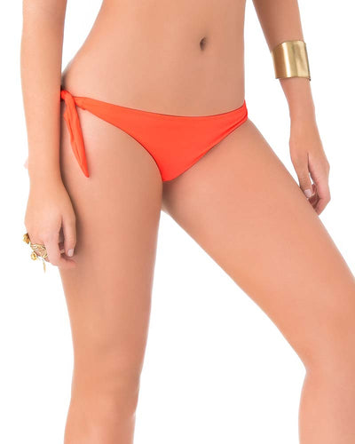 COLOR MIX NEON ORANGE THONG BOTTOM PHAX BF16320009-821