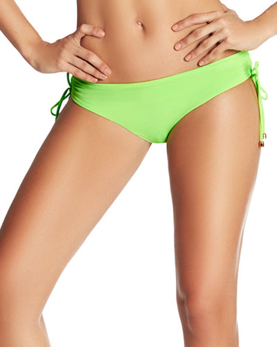 NEON GREEN COLOR MIX CHEEKY BOTTOM PHAX BF16330004-315