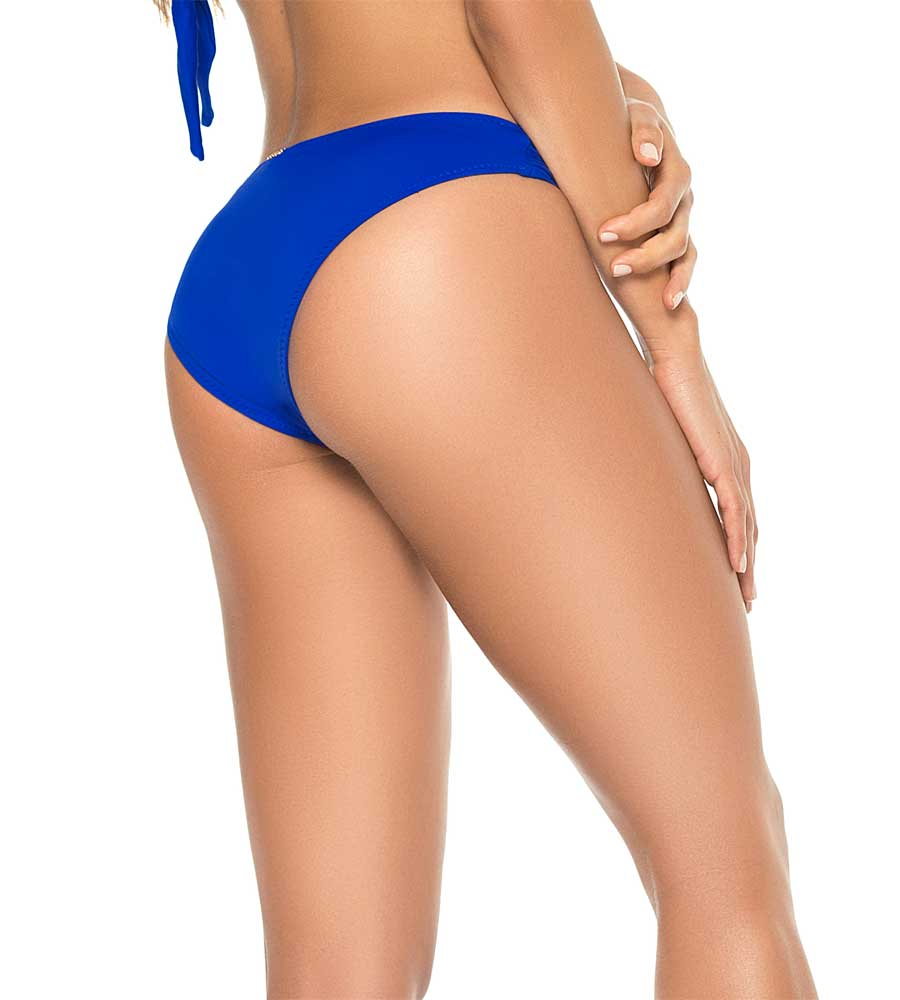 ELECTRIC BLUE COLOR MIX INTERMEDIATE BOTTOM BY PHAX