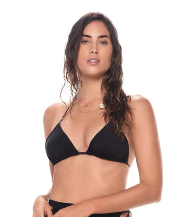BLACK DAY DREAM BASAL TRIANGLE TOP MALAI T01047