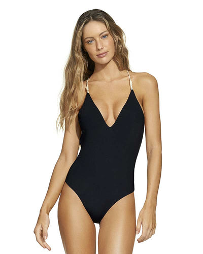 BLACK JULIE ONE PIECE VIX 224-907-001