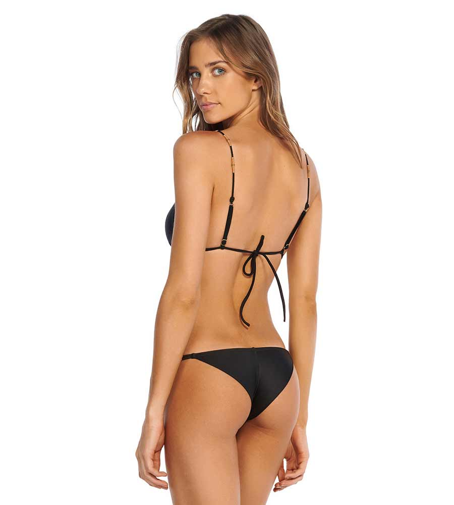 BLACK LAURA ONE PIECE VIX 639-406-001