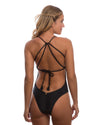 BLACK NEW ALAMBRADO ONE PIECE DESPI 1008BB