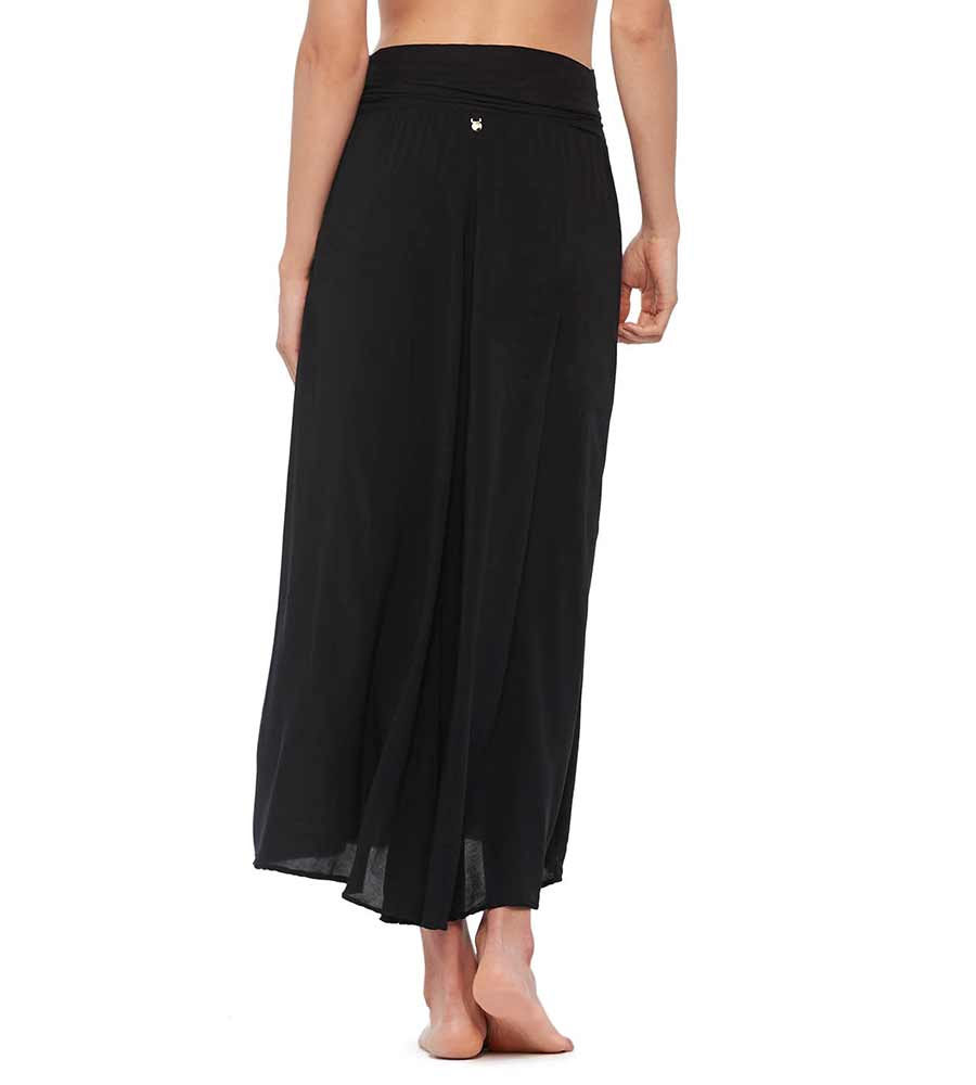 BLACK ROMMY SKIRT BY MALAI