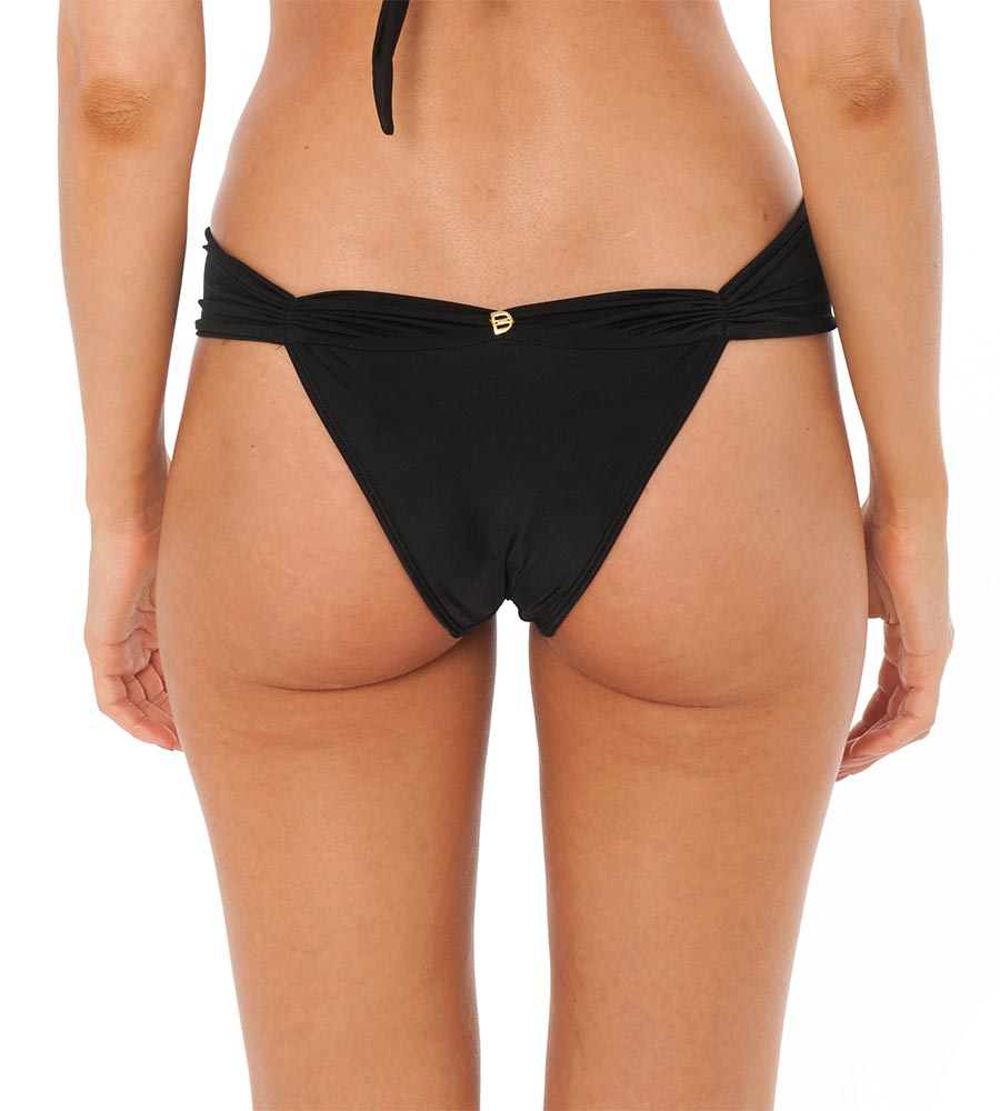 BLACK VENUS BIKINI BOTTOM BY DESPI