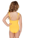 PACIFIC BLOOM KATIE KIDS ONE PIECE LSPACE BLKAM18-SUG