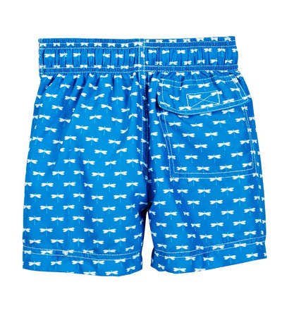 BLUE DRAGONFLIES SWIM SHORTS AZUL 603-B