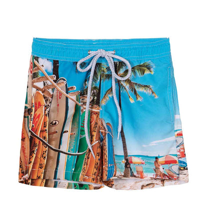 BOARDS BOYS SWIM SHORTS PILYQ BRD-712S