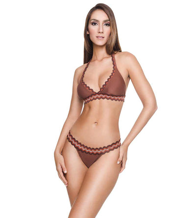 BROWNIE NEW ARTEMIS BIKINI TOP DESPI 4425T