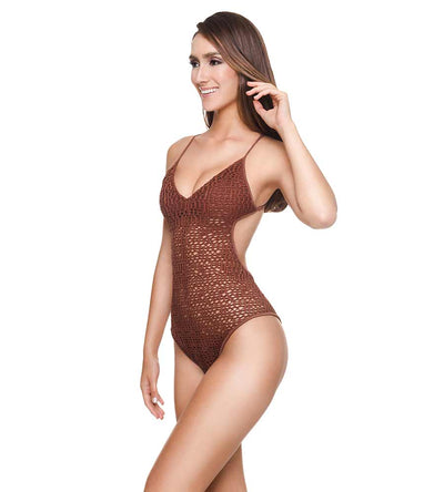 BROWNIE NEW CHARMING ONE PIECE DESPI 4446BF