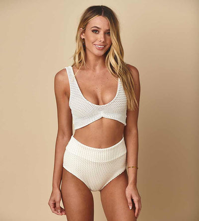 BONE CROCHET KIM VARIATION BIKINI TOP MONTCE 19SP27