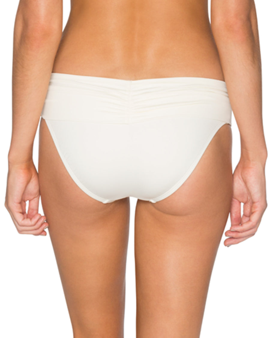 IVORY COAST ALOHA BANDED BOTTOM SWIM SYSTEMS C247IVCO