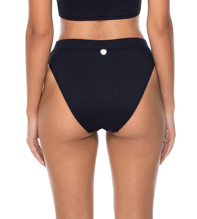 ONYX SOLEIL HIGH WAIST BOTTOM SWIM SYSTEMS C272ONYX