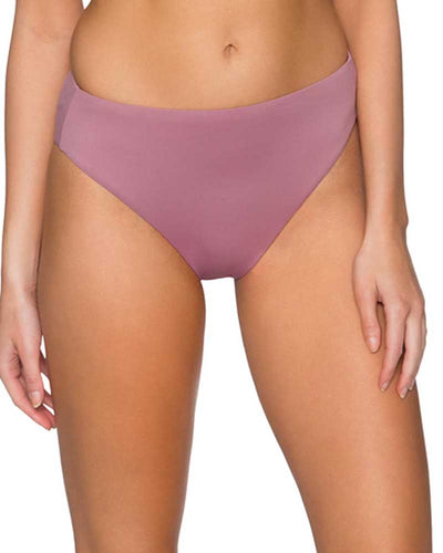 MAUVELOUS HIGH NOON BOTTOM SWIM SYSTEMS C278MAUV
