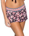 CAMELLIA REBEL SWIM SKIRT SWIM SYSTEMS C280CAME