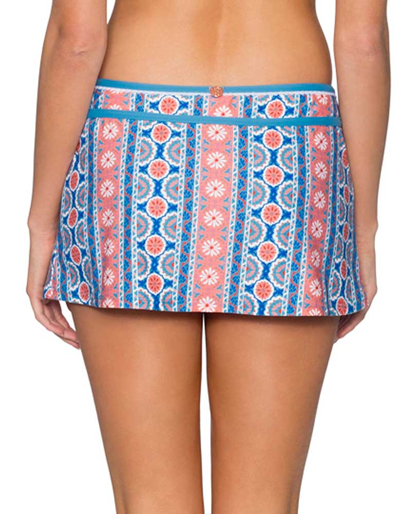 WILDFLOWER REBEL SWIM SKIRT BY SWIM SYSTEMS