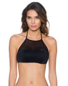 ONYX ELEVATE HALTER TOP SWIM SYSTEMS C611ONYX