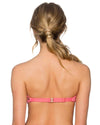 CUPID TRELLIS BANDEAU TOP SWIM SYSTEMS C624CUPI