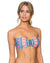 WILDFLOWER TRELLIS BANDEAU TOP BY SWIM SYSTEMS