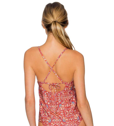 TURKISH TWIST BETTY TANKINI TOP SWIM SYSTEMS C674TRKT