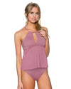 MAUVELOUS MIRAGE TANKINI TOP SWIM SYSTEMS C679MAUV