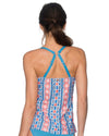 WILDFLOWER CROSSROADS TANKINI TOP SWIM SYSTEMS C792WILD
