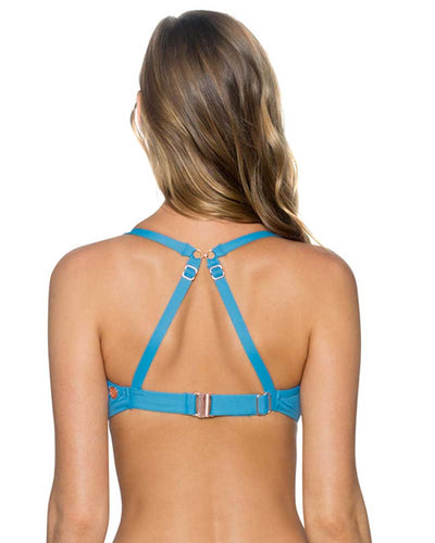 BAY BLUE CROSSROADS TOP SWIM SYSTEMS C794BAYB