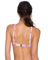 DUSTY ROSE CROSSROADS TOP SWIM SYSTEMS C794DUSR