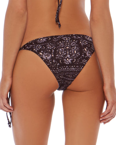 CASABLANCA LILY CLASSIC BOTTOM LSPACE CALIC17-BLK