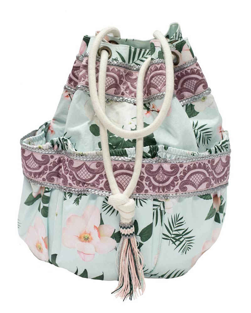 CAMELLIA AURORA BAG BY AGUA BENDITA