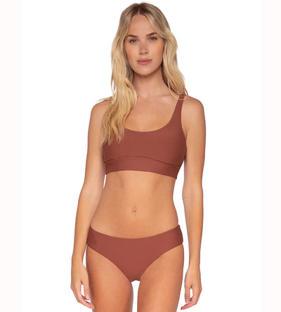 CANYON CLAY TEAGAN TANK TOP SWIM SYSTEMS T532CACLA