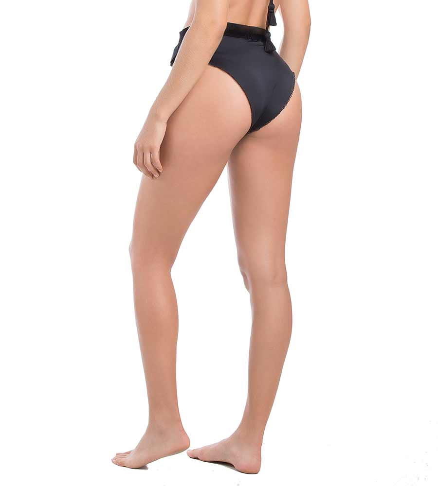 CAP SA SAL RUFFLE HIGH BOTTOM SMERALDA SWIMWEAR SBW008